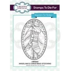 Angelina's Christmas Stocking