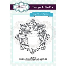Anita's Ornaments Pre cut Stamp - DISPATCHING WEDNESDAY 26th JUNE