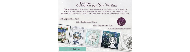 Sue Wilson 4 day Deal