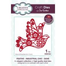 Festive Industrial Chic - Dove