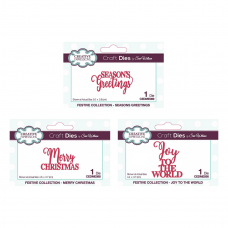 Sue Wilson 2021 Festive Collection - Mini Expressions Bundle Two - DISPATCH TUES 3RD AUG 2021