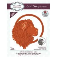 Sue Wilson - Safari Collection Dies - Lion