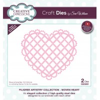 Filigree Artistry Collection - Woven Heart