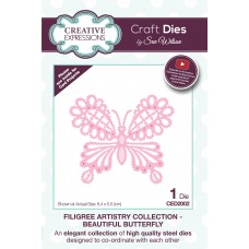 Filigree Artistry Collection - Beautiful Butterfly