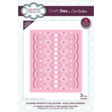 Filigree Artistry Collection - Scalloped Border