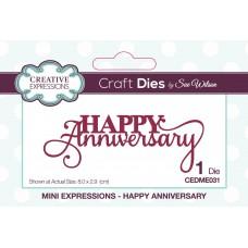 Mini Expressions - Happy Anniversary