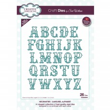 Sue Wilson Autumn Collection - Necessities - Carousel Alphabet