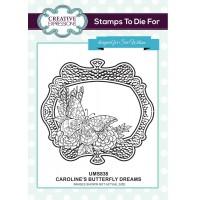 Caroline's Butterfly Dreams Stamp Set