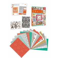 Tonic Studio's Craft Kit - Issue 6