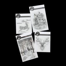 Two Jays Christmas Sketch Bundle