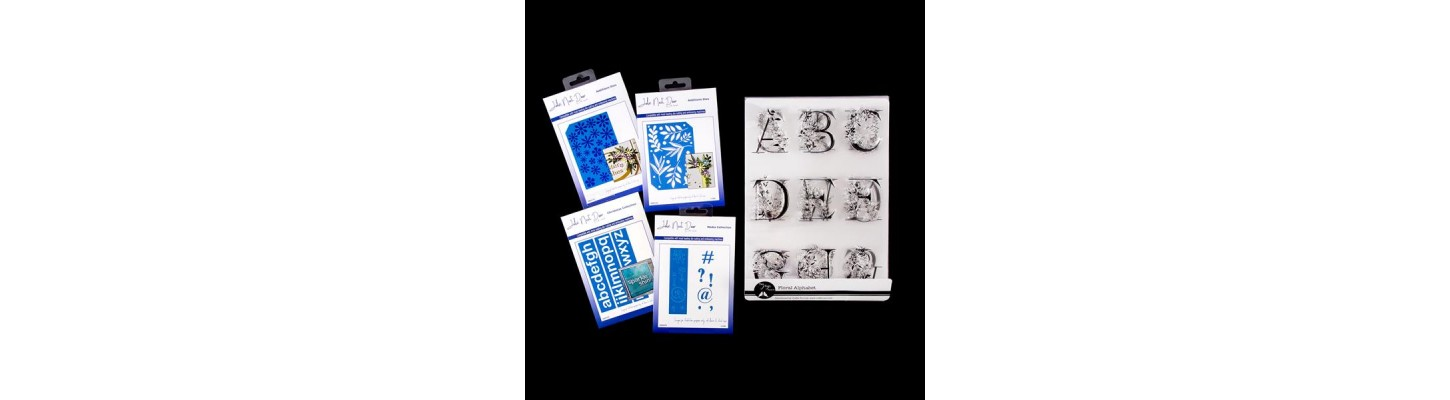 Two jays Alphabet Complete Collection