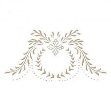 Spellbinders Glimmer Hot Foil Plate Cartouche