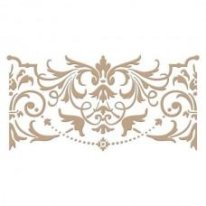 Spellbinders Glimmer Hot Foil Plate Elegant Border
