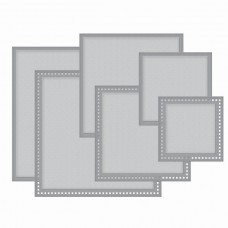 Spellbinders Die Hemstitch Squares