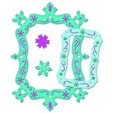 Snowflake Frameabilities Die Set
