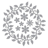 Spellbinders Shapeabilities Blooming Floral Wreath - DISPATCHING TUESDAY 15th JANUARY