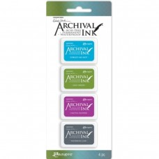Wendy Vecchi Archival Mini Ink Pads Kit 2