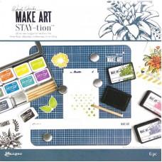 Wendy Vecchi - Make Art Stay-tion