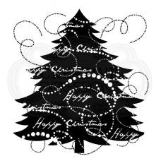 Woodware Clear Singles - Fir Tree