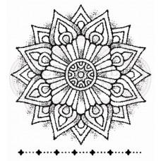 Woodware Clear Singles - Mandala One