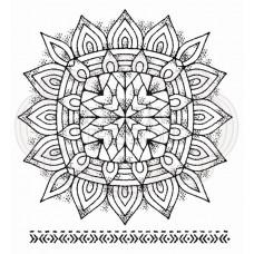 Woodware Clear Singles - Mandala Two
