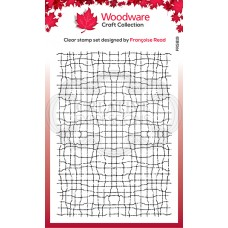 Woodware Clear Stamp - Fine Mesh