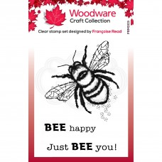 Woodware Clear Singles - Little Bee