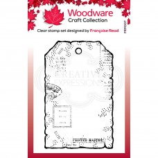 Woodware Clear Singles - Tiny Tag