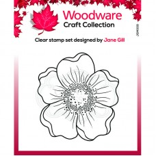Woodware Clear Singles - Mini Scented Bloom Stamp