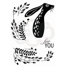 Woodware Clear Singles - Hare in the Middle