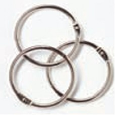 Woodware Book Rings - 38mm - Pack of 24