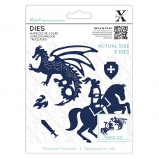 Xcut Die - Knight & Dragon