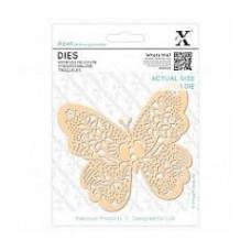 Xcut Die Ornate Butterfly