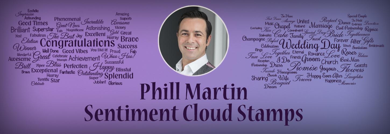 Phill Martin Sentiment Cloud