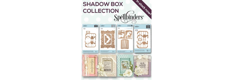 Spellbinders Shadowbox