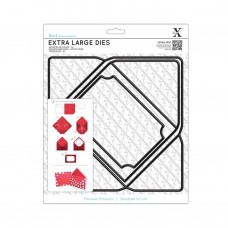 Xcut Extra Large Dies (3pcs) - Envelope