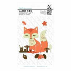 Xcut Large Dies (21pcs) - Layered Fox
